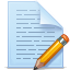 http://cdn5.iconfinder.com/data/icons/Basic_set2_Png/64/document_pencil.png