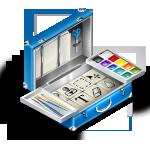1# Contest: Fa-Magazine design PsToolBox_by_Artdesigner