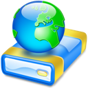حصريا قرص تعليمي 2010 Build Netdrive.png