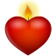 http://cdn5.iconfinder.com/data/icons/customicondesignvalentine/64/candle.png