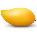 mango, fruit icon
