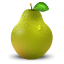 http://cdn5.iconfinder.com/data/icons/fruits/64/Pear64.png
