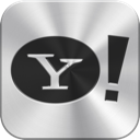 icon, iphone, yahoo icon